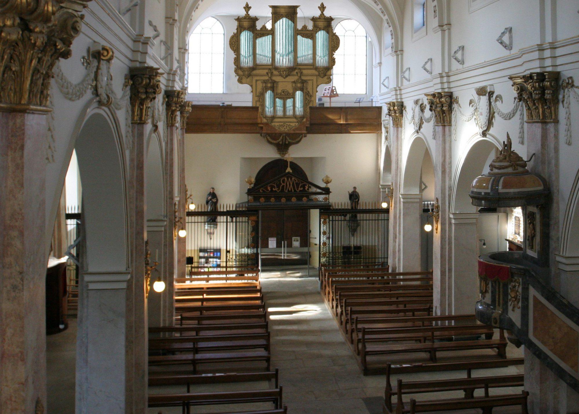 des orgues pour Notre-Dame